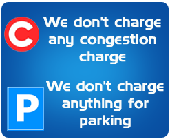 We don't charge any congestion charge